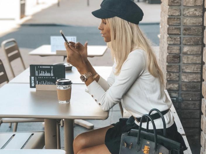 Theresa Kofoed – influencer